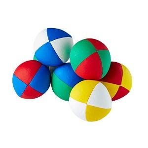 Beanbag jongleerballen