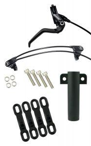Magura HS33 Rem kit voor een eenwieler (blokjes)