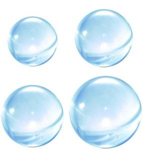 Acrylic ball Cristal 90 mm