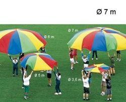 Parachute 7 meter