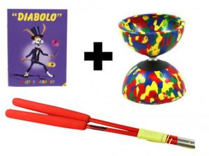 Diabolo Beginners Set Fiber
