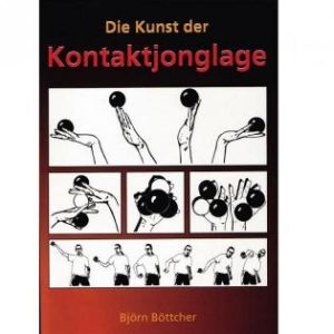 Boek: Die Kunst der Kontaktjonglage