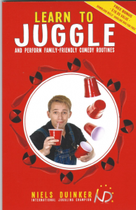 Boek: Learn to juggle - Niels Duinker (Engels)