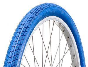 Buitenband  24 inch Blauw