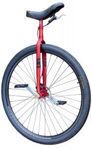 QX RGB Eenwieler 36 inch rood