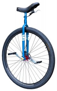 QX RGB Eenwieler 36 inch Blauw