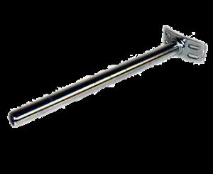 Zadelpen 40 cm - 22,2 mm