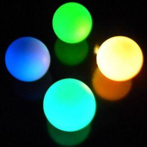 Fade LED-jongleerballen 68 mm 155 gram per bal