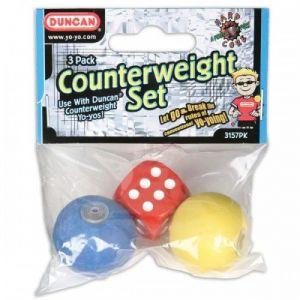 Duncan Counterweights voor Yoyo