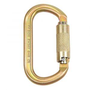 ISC Karabiner Twistlock D-vorm