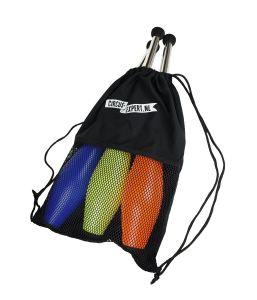 Tas voor jongleerkegels