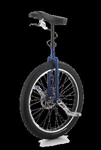 Kris Holm Mountain eenwieler 26 inch met rem