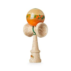 KROM kendama Unity Equilibriume Oranje