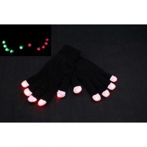 Handschoenen met ledlampjes