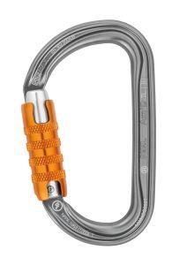 Petzl Twist Lock Karabiner Aluminium D-vorm