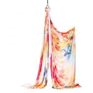 Prodigy Tissue - Aerial Silk - Akrobatiekgordijn Multicolour