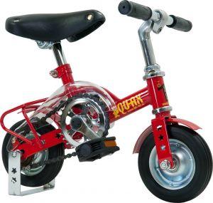 Qu-ax Mini Bike / Clownsfietsje rood