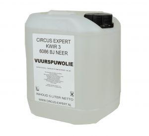 Romeinse Olie Vuurspuwvloeistof can 5 liter