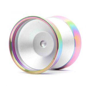 YoyoFactory Edge Beyond zilver/multicolor
