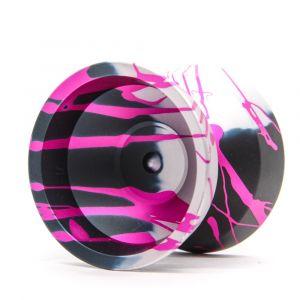 YoYo Factory Edge Ultimate zwart/zilver/roze
