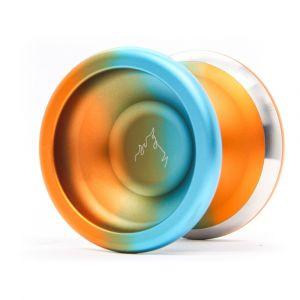 Yoyo Factory Flame oranje-blauw