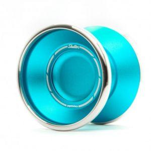 Yoyo Factory Bi Metal Shutter Blauw/Zilver