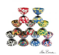 Mr. Babache Arlequin Medium Diabolo