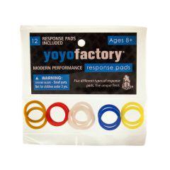 Yoyo Factory Pro Pad set 12 respons pads