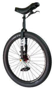 QX RGB Muni 29 inch met schijfrem Zwart